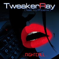 Nightcall - Coverversion by TweakerRay feat. Icy Phoenix (Original Version by Kavinsky)
